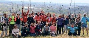 Ampliamente a Suvereto-nordic-walking